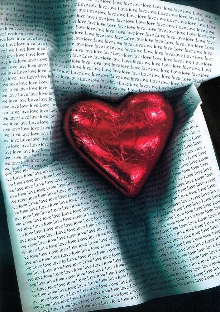 Love by Kathryn Steel