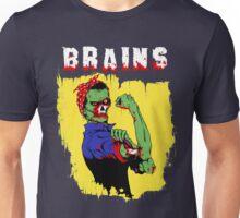 Rosie The Zombie Unisex T-Shirt