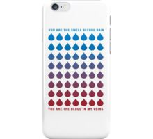 Brand New - The Boy Who Blocked His Own Shot iPhone Case/Skin