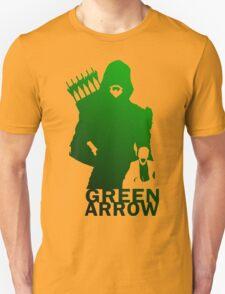 arrow green Unisex T-Shirt