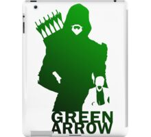 arrow green iPad Case/Skin