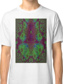 Fusion reactor - mapping of Photons into Electron- Positron pairs -graph Classic T-Shirt
