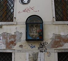 Otherwise Sacred Spaces  by zambixi