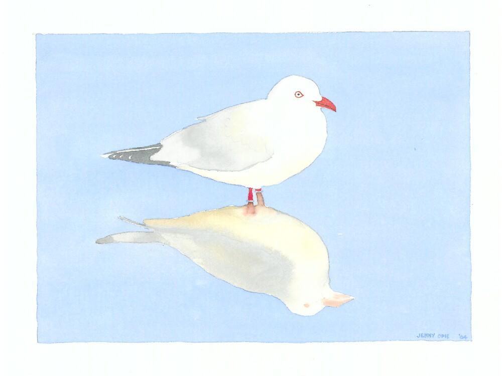 Seagull by Jenny Opie