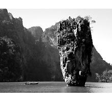 Phang Nga Photographic Print