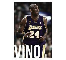 """Kobe """"Vino"""" Bryant Photographic Print"""