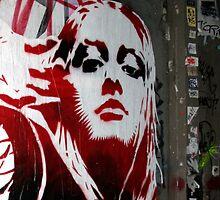 Graffiti 1 by klaartje