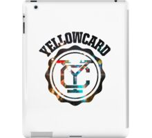 Yellowcard iPad Case/Skin