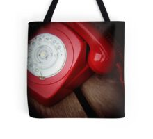 Hot Phone Tote Bag