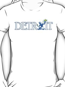 THE SPIRIT OF DETROIT LOGO T-Shirt
