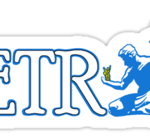 THE SPIRIT OF DETROIT LOGO Sticker