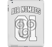 Air Nomads Jersey #01 iPad Case/Skin