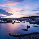 Wet Season Sunset by Mieke Boynton