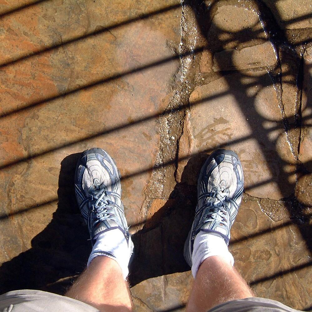 gate feet by Devan Foster