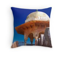 Ek Soni Chhatri - One Beautiful Umbrella Throw Pillow