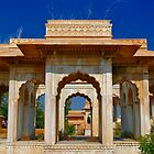 Maharani Ki Chhatri, Jaipur by theurbannexus