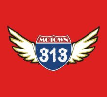 MOTOWN 313: INTERSTATE WINGS Kids Clothes