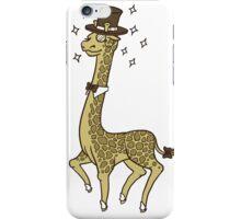 Dapper Giraffe iPhone Case/Skin