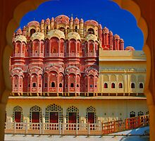 Hawa Mahal by theurbannexus