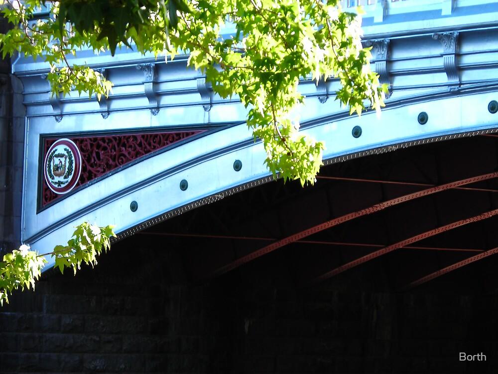 Bridges by Borth