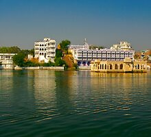 Chillin, Lake Pichola | Udaipur by theurbannexus