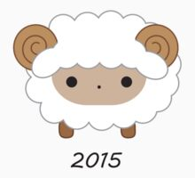 Year of the Sheep - 2015 Kids Tee