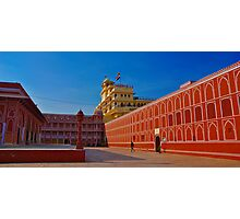 Walls of the City Palace Photographic Print