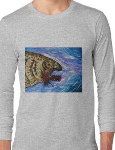 Wooly Bugger Long Sleeve T-Shirt