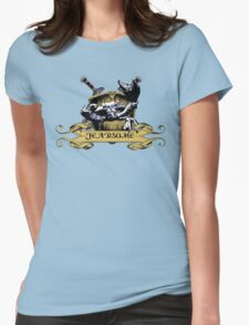 More Fearsome Than You Womens Fitted T-Shirt