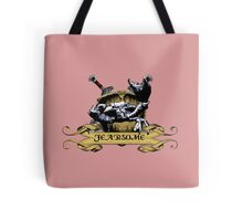 More Fearsome Than You Tote Bag