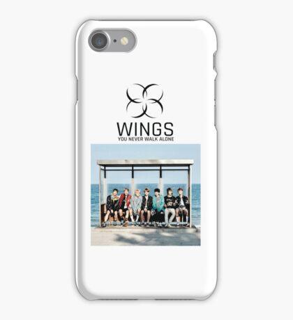 BTS YNWA Left version iPhone Case/Skin