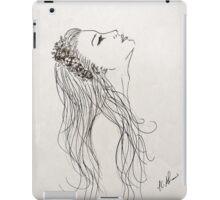 Tired iPad Case/Skin