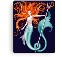 Siren II Canvas Print