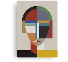 WOMAN AND WOMEN Canvas Print