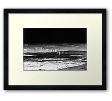 The Yuppie Shall Inherit the Earth Framed Print