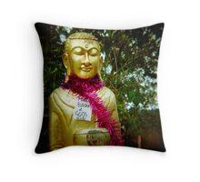 More Gods Inside Throw Pillow