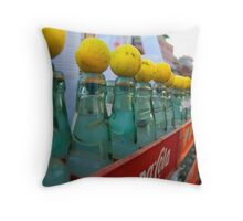 Bottlan :: Bottles Throw Pillow