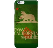 Welcome to the Republic iPhone Case/Skin