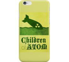 The Children of Atom iPhone Case/Skin