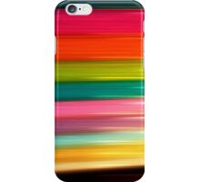 Color Lines iPhone Case/Skin