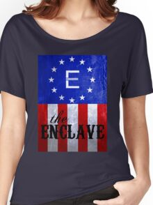 The Enclave Women's Relaxed Fit T-Shirt