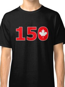 Canada 150 Years of Confederation Classic T-Shirt