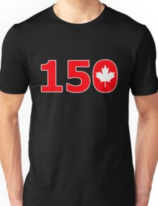Canada 150 Years of Confederation Unisex T-Shirt