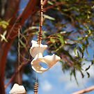 Shell Tree by Queeni