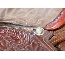 At the Fly Rodeo Photographic Print