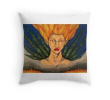Colorado Rising Throw Pillow