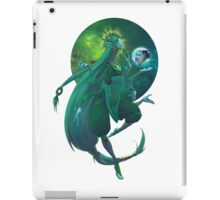 World Making and You: A guide for Deities - Second Edition iPad Case/Skin