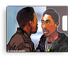 """""""HE WANTED ALL THE JUICE!""""  Metal Print"""