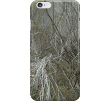 Monarto Scrub iPhone Case/Skin