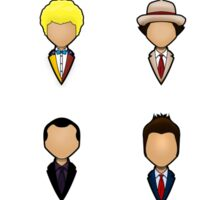 Doctor Who - Collective Sticker